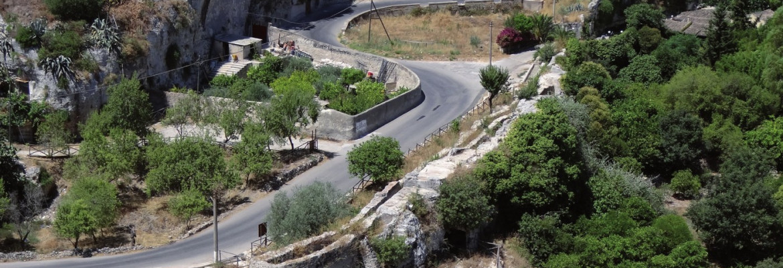 La strada Barrera