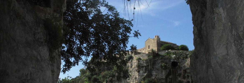 Cava d'Ispica: entrata sud